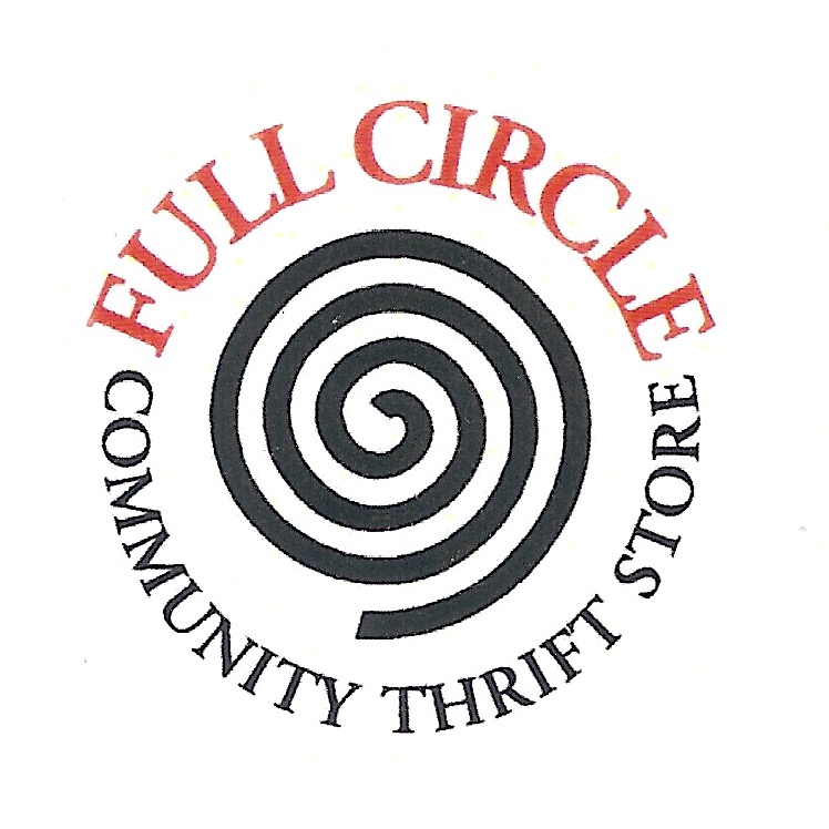 Full Circle Thrift store - logo